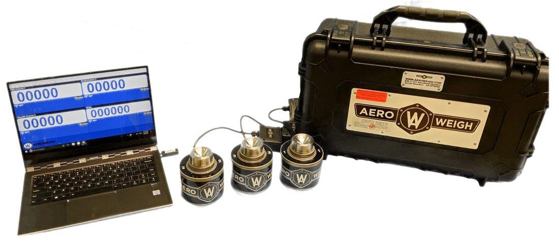 Aero Weight Aircraft Scales